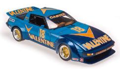 1:18 Biante Mazda RX7 Murray Carter 1983 Castrol 4000
