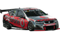 1:43 101-10 Whincup 2010 series car