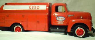IHC Tanker - Esso