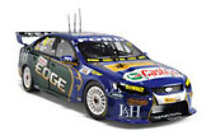 1:18 Classic Carlectable 18418 FPR FG Falcon 2009 Bathurst car