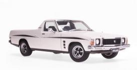 1:18 Biante HJ Holden Sandman ute Cotillion White