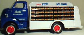 GMC Bottle Truck - Pepsi