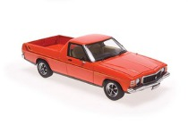 1:18 Biante Holden HX Sandman UTE Mandarin red (Free post in aus $30 NZ