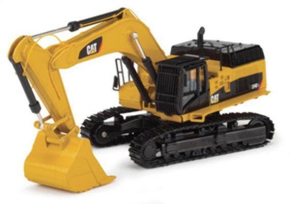 CAT 1:50 55274 374D Hydraulic Excavator