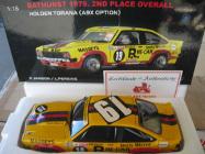 1:18 Biante Holden Torana 1979 2nd Place Bathurst Janson /Perkins