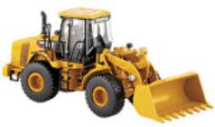CAT 1:50 55196  CAT950H Wheel Loader