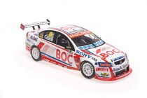 1:18 Biante Holden VE Commodore Team BOC 2nd Bathurst 2009 Jason Richards / Cameron McConville ONLY 200 made