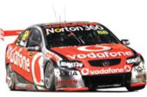 1:18 18463 2011 Championship series car Jamie Whincup Triple 8