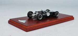 1:43 Biante Cooper T53 Sir Jack Brabham 1960 Dutch GP Winner