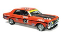 1:18 Classic Carlectable 18456 Ford Falcon XW GT HO Phase 2 Bathurst 1970 2nd 63E McPhee
