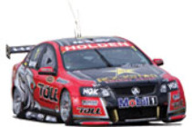 1:18 Classic Carlectable 18465 James Courtney 2011 Championship car HRT