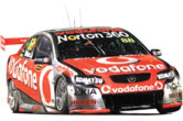 1:64 Classic Carlectables 64188 2011 Jamie Whincup triple 8 Commodore
