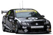 1:18 Classic Carlectable 18469 HOLDEN COMMODORE TODD KELLY 2011 SERIES CAR KELLY RACING