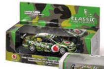 1:43 Classic Carlectables  1888_3 Lowndes 2011 Townsville car