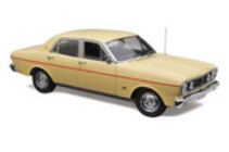 1:18 Classic Carlectable 18482 Ford XT GT Falcon 1968 Springtime Yellow