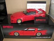 1:18 Biante MAZDA RX7 Plain body Red BNM0003 500 made