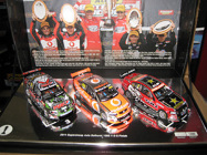 1:43 Classic Carlectables  2011 Bathurst 1000 triple Set