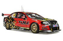1:18 Classic Carlectable 18500 Holden HRT 2012 Tander (in stock