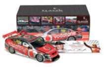 1:18 Classic Carlectable 18490 Mark Skaife Final V8 Supercar race