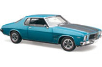 1:18 Classic Carlectable 18335 Holden HQ Monaro Coupe (Aquamarine )