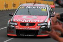 1:43 Classic Carlectables  1088-2 Jamie Whincup 2011 ATCC Championship winner Team Vodafone