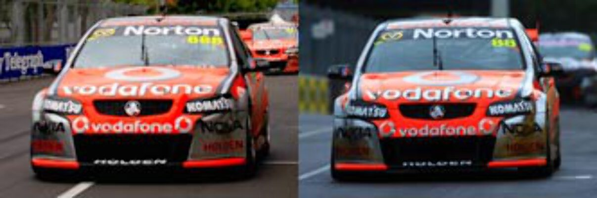 1:43 Classic Carlectables 1;43 43666 2011 V8 Supercar Championship Series 1-2 Fiinsh Whincup and Lowndes Teamvodafone