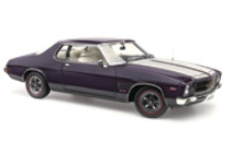 1:18 Classic Carlectable 18528 Holden HQ Monaro GTS coupe Amethysr Metallic