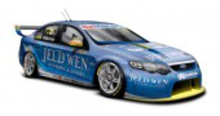 1:18 Apex Ford Falcon FG Team JELD-WEN - #18 - Alex Davison 2013