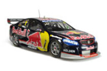1:18 Classic Carlectable 18532 2013 Whincup RED Bull racing IN STOCK