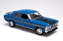 1:18 Biante Ford Falcon XY GTHO Rothmans Blue 1971