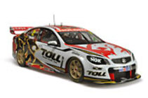 1:18 Classic Carlectable 18534 2013 Tander HRT IN STOCK
