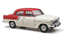 1:18 Classic Carlectable 18497 Holden FC Special Flame Red over Ivory