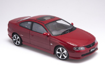 1:18 Biante Holden Monaro cv8 R Pulse Red