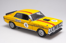 1:18 Biante Ford xy GT HO 1972 Norm Beechey