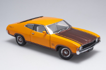1:18 Biante Ford XA Superbird Yellow fire / Walnut Glow