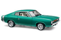 1:18 Classic Carlectable charger Custom Green metalic opal 18544
