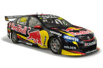 1:18 Classic Carlectable 18555 Holden Lowndes 2014 series Car