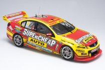1:18 Biante Holden VF Slade / Dalberto Super Cheap Racing Bathurst