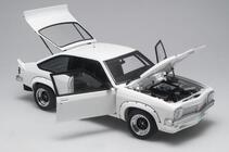 1:18 Holden A9X LX Torana Hatchback Plain Body White