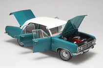 1:18 Holden HR Premier Sedan Tennyson Turquoise