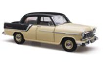 1:18 Holden FC Special Sedan Black over Cape Ivory