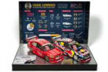 1/18 Twin Set Lowndes 100 wins 18599 (free postage in aus