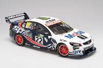 1/18 Holden VF 2015 No22 HRT Courtney Townsville Peter Brock Tribute