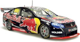 1/18 2015 Bathurst winner Lowndes Richards  (out this month