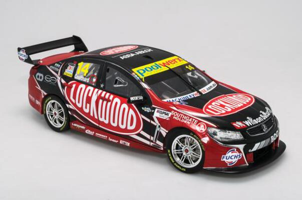 Biante 1/18 Holden VF #14 Coultard Lockwood Racing