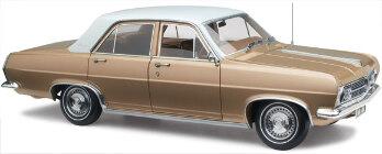 1/18 18605 Holden HR Premier Landale Gold Medalic