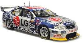 1/18 18593 Ford BA 2005 Shanghai Craig Lowndes