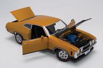 1/18 Ford XA GT Hardtop Summer Gold