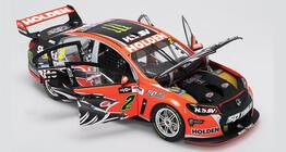 1/18 2016 VF Commodore Tander Clipsal