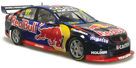 1/18 2016 18609 Van Gisbergen 97 in stock